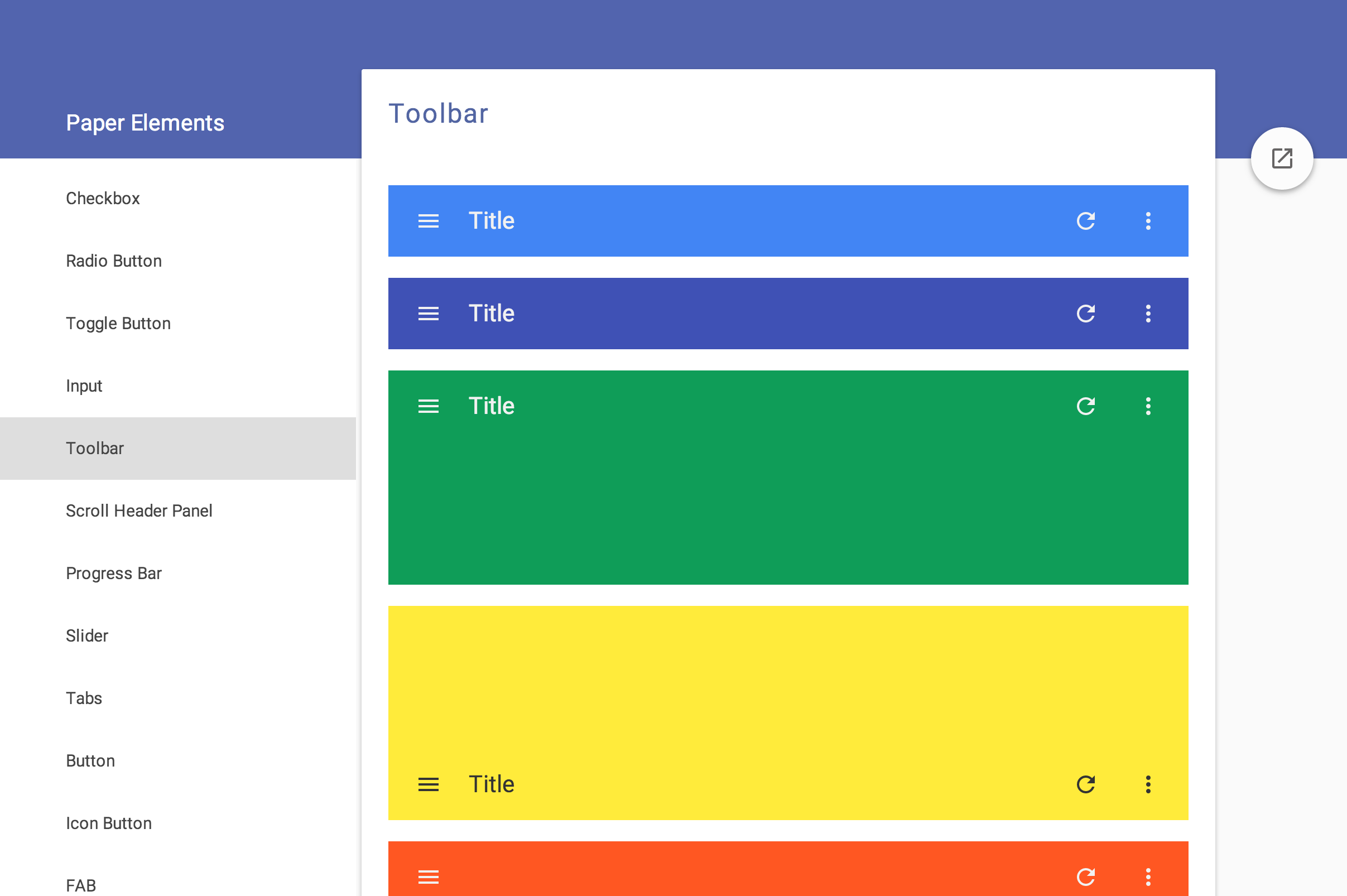Material design frameworks that you should know 5neo be for Material design table css