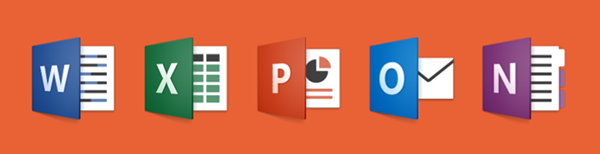 Office 2016 for Mac Icons